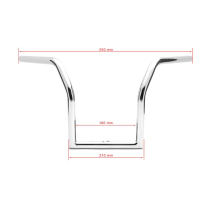 Bars ROCKET INC. Ram Rabbit 25,4 mm (1)