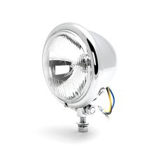 4,5 Old School High Beam Spotlight, chrome
