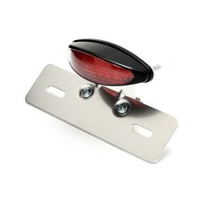 LED Taillight Black / Red