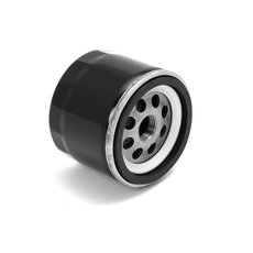 Oil Filter for Harley-Davidson® FL, FX 80 und XLS black