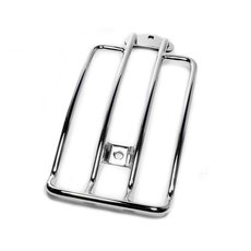 Luggage Rack Chrome - Harley Dyna 91-05