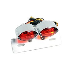 Double Cateye Taillight