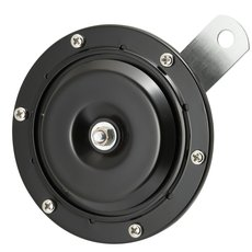 Disc Style Horn 100 mm  black