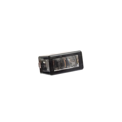 Micro-Blinker LED Rectangle Smoke 20 x 10 mm