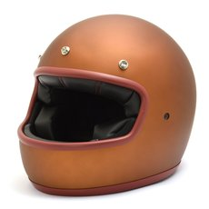Helmet The Maverick Flat Gold