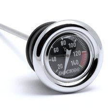 Oil Dipstick with Temperature Gauge Harley-Davidson Big...