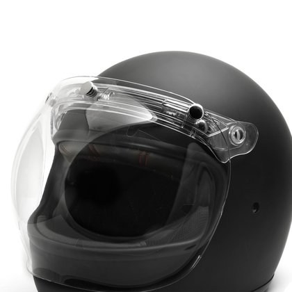 Flip Adapter for Bubble Visor clear