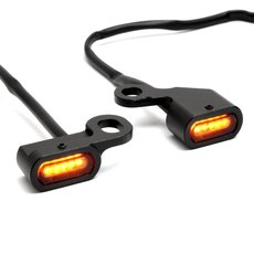 Mini LED turn signals for Handlebar Switch of H-D...