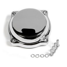 Metal Cover for CV carburetor chrome