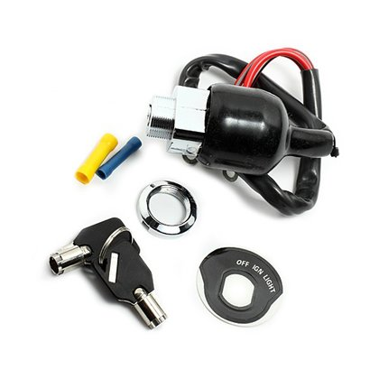 Electronic Ignition Switch for Harley-Davidson Dyna, Sportster
