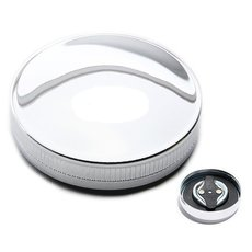 Gas cap 36-73 right chromed