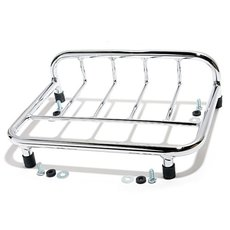 Luggage Rack Chrome - Topcase UP