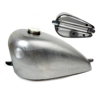 Tank Sportster Frisco Style 55 - 78, 2,4 Gal., ca. 9 L.