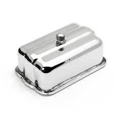 Spark Plug Box - chromed