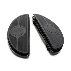 Floor Boards Oldstyle Half Moon 5-Speed Shaker black