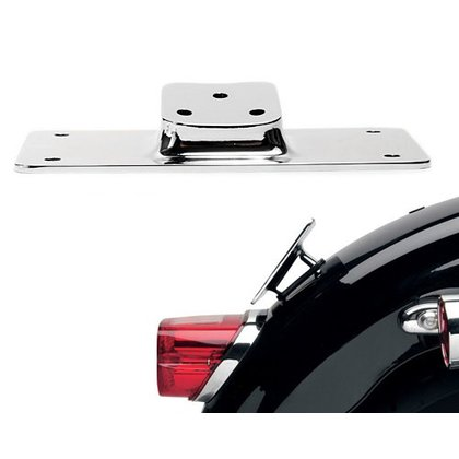 License Plate Mount Lay Down Type