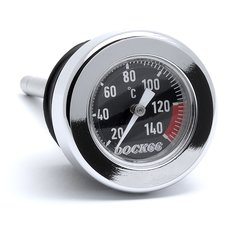 Oil Dipstick withTemperature Gauge for Harley-Davidson...